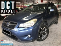 2015 SUBARU XV  2.0 PREMIUM FULL SERVICE RECORD ,LOW MILLEAGE AND NAVI PLAYER