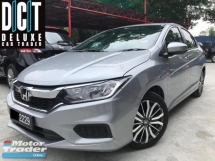 2019 HONDA CITY 1.5 HYBRID UNDER WARRANTY ORIGINAL LOW MILEAGE FULL SERVICE RECORD BY HONDA MUST SEE !!!