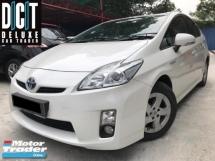 2013 TOYOTA PRIUS 1.8 (HYBRID) ENHANCED LOW MILEAGE FULL LOAN SELDOM USE AND VERY NICE CONDITION