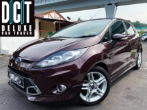 2014 FORD FIESTA 1.6L SPORT 1 LADY OWNER ORI PAINT TIPTOP CONDITION