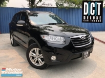 2013 HYUNDAI SANTA FE 2013 Hyundai SANTA FE 2.4 PREMIUM SPEC FULL NAPPA LEATHER SEAT NAVI PLAYER HD REVERSE CAMERA  FAMILY CAR WEEKEND USED