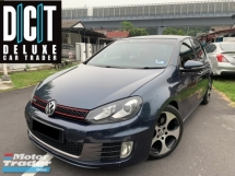 2012 VOLKSWAGEN GOLF 2.0 GTi (A) R LAMP FACELIFT LOW MILLEAGE AND ONE OWNER