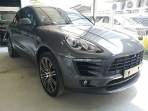 2015 PORSCHE MACAN 2.0/BOSE/PANA ROOF/18 WAY MEMORY/SURROUND CAM/NON SMOKING/OFFER3