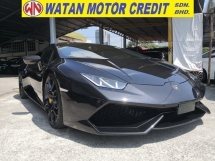 2015 LAMBORGHINI HURACAN LP610 4 UK UNREG
