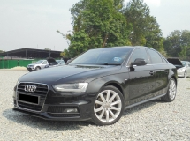 2014 AUDI A4 1.8 TFSI S-Line Keyless PaddleShift Facelift SUPERB LikeNEW