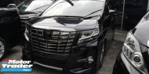 2016 TOYOTA ALPHARD SA 2.5 / NEW TYPE BLACK EDITION / READY STOCK / TIPTOP CONDITION