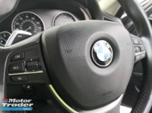 2013 BMW 5 SERIES ORIGINAL 528I 2.0 CC M-SPORTS FACELIFT 240 HP