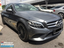 2019 MERCEDES-BENZ C-CLASS C200 1.5(A) Pre Owned Unit