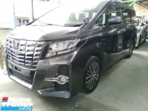 2015 TOYOTA ALPHARD 2.5 SC  PILOT SEAT/OFFER/NON SMOKING