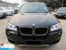2013 BMW X3 X DRIVE 2.0 (A) SuperbCondition