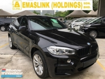 2015 BMW X6 40D XDRIVE40D M SPORT SUV REAR CAMERA SUN ROOF HARMAKATON SYSTEM