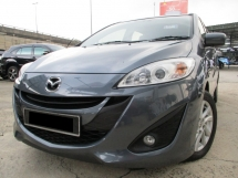 2011 MAZDA 5 2.0L (A) 2Power Door SUnroof