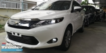 2014 TOYOTA HARRIER PREMIUM / JBL SOUND / POWER BOOT / 4 YEARS WARRANTY UNLIMITED KM