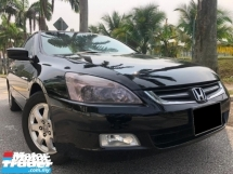 2007 HONDA ACCORD 2.4 I-VTEC BEST CONDITION FULLOAN OTR 1Jam LULUS Promotion Bank
