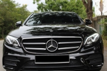 2017 MERCEDES-BENZ E-CLASS E350e - REG 18 LIKE NEW CAR