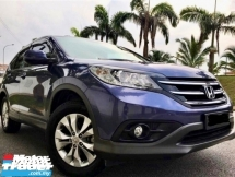 2015 HONDA CR-V Facelift TIPTOP 1 OWN DATIN FullService Record
