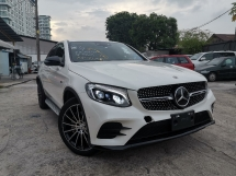 2018 MERCEDES-BENZ GLC 43 AMG SUV SUNROOF/SURROUND CAM/POWER BOOT UNREG