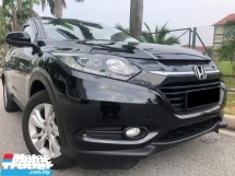 2016 HONDA HR-V 1.8V True LowMilage 1Jam Lulus Promotion Bank Last Call !!