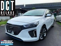 2018 HYUNDAI IONIQ HEV PLUS FULL SPEC 15K MILEAGE FULL SERVICE RECORD UNDER WARRANTY 1 LADY OWNER TIPTOP
