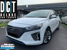 2018 HYUNDAI IONIQ 1.6(A) Hybrid BlueDrive HEV Plus FULL SPEC 15K MILEAGE FULL SERVICE UNDER WARRANTY 1 LADY OWNER TIPTOP