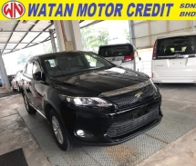 2015 TOYOTA HARRIER 2.0 ALPINE SOUND POWER BOOTH 4 CAMERA 2015 JPN UNREG