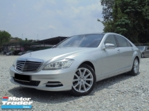 2010 MERCEDES-BENZ S-CLASS  S350L 3.5 SEL Facelift W221 Panoramic VacuumDoor 3Monitor CoolBOX NAVI LikeNEW Reg.2011