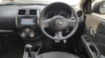 2014 NISSAN ALMERA 1.5 V (A) Full Service By Nissan Original Mileage Touch Screen Player Reverse Camera Leather Seat