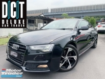 2012 AUDI A5 2.0 TFSI QUATTRO 4 NEW TYRE PS4 1 OWNER ORI PAINT TIPTOP CONDITION