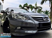 2014 HONDA ACCORD 2.0 VTI-L Facelift BEST CONDITION FulloanOTR