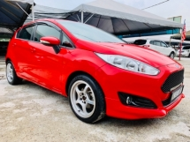 2013 FORD FIESTA FORD FIESTA S 1.5 SPORT 1 MALAY OWNER