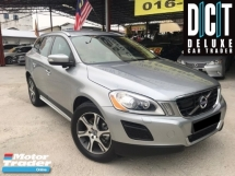2012 VOLVO XC60 T5 2.0 DSTC MODEL POWER BOAT GOT CITY SAFETY SYSTEM ENGINE 240HP WEEKEND USED ONLY MEMORY SEAT