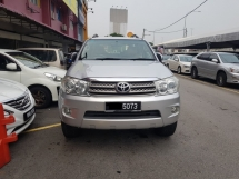 2010 TOYOTA FORTUNER 2.7 V (A) BEST DEAL