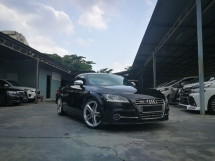 2012 AUDI TTS Top trim CBU only 1