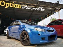 2009 PROTON SATRIA NEO 1.6 H-LINE (M) 2 DOOR SPORT NEW SPORT TAYAR WITH 4 PCS