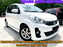 2015 PERODUA MYVI 1.3 SE ORIGINAL PAINT ORIGINAL CONDITION
