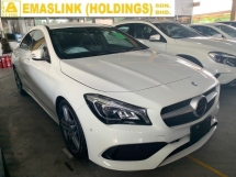 2017 MERCEDES-BENZ CLA 180 AMG NEW ARRIVAL UNREGISTER FACELIFT MODEL OFFER NEGO