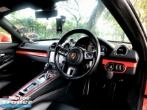 2016 PORSCHE 718 BOXSTER S 2.5 TURBO WITH MANY EXTRAS