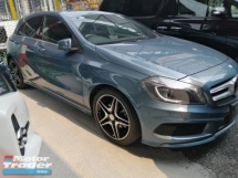 2014 MERCEDES-BENZ A-CLASS A180 AMG SPORT/YEAR END OFFER/SHOWROOM CONDITION