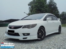 2010 HONDA CIVIC 1.8 S-L i-VTEC Facelift MUGEN LeatherSeat TipTOP LikeNEW