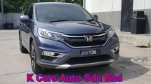 2016 HONDA CR-V 2.4 4WD i-VTEC Facelift Full Service By Honda Warranty Until 2020 September Excellent Condition Worth Buy