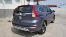 2016 HONDA CR-V 2.4 4WD i-VTEC Facelift Full Service By Honda Warranty Until 2020 September Excellent Condition Worth Buy