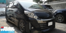 2014 TOYOTA ALPHARD 2.4 GS SPORT EDITION / 2 PWR DOOR / TIPTOP CONDITION FROM JAPAN