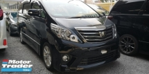 2014 TOYOTA ALPHARD 2.4 TYPE GOLD 2 / SUNROOF / READY STOCK NO NEED WAIT