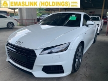 2015 AUDI TT 2.0 TFSI S-Line Coupe Quattro New arrival Unregister Price Negotiable