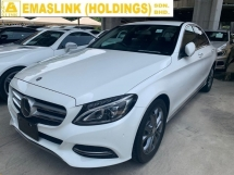 2014 MERCEDES-BENZ C-CLASS C180 NEW ARRIVAL UNREGISTER CHEAPEST IN TOWN PRICE NEGO