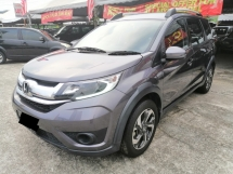 2017 HONDA BR-V E Spec (A) Blacklist Can Loan, Car World King