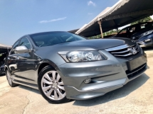 2013 HONDA ACCORD 2.4 VTI-L (A) FACELIFT FULL SPEC F1 PADDLE SHIFT