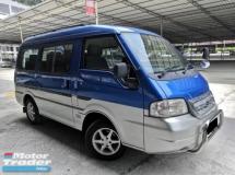 2002 FORD ECONOVAN Ford Econovan 1.8 Auto Double Air-Con 2 Sliding Door 1 Owner