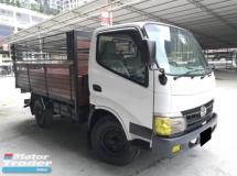 2015 HINO HINO OTHER Toyota Hino 300 LORRY WU302R 10FT 5000KG