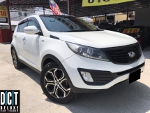 2014 KIA SPORTAGE 2.0 DOHC PREMIUM HIGH SPEC ONE DOCTOR OWNER LIKE NEW